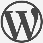Wordpress Square Logo
